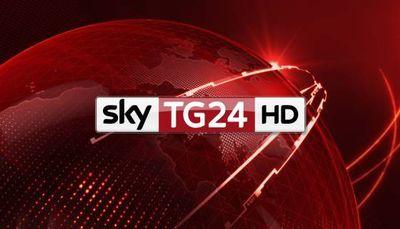 Guida TV oggi SKY TG24