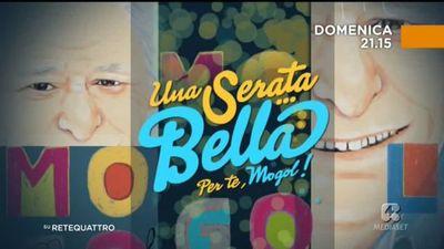 stasera in tv UNA SERATA.. BELLA PER TE, MOGOL!, oggi in tv prima serata UNA SERATA.. BELLA PER TE, MOGOL!