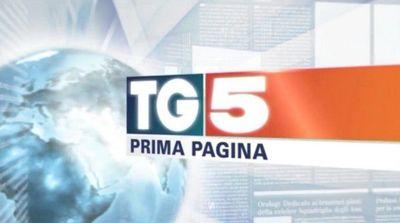 PRIMA PAGINA TG5
