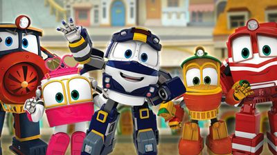 stasera in tv Robot Trains, oggi in tv prima serata Robot Trains
