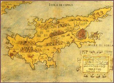 Il mondo in tavola - Cipro
