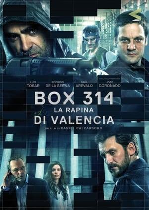 film tv stasera, film tv Box 314 - La rapina di Valencia, film stasera in tv poster