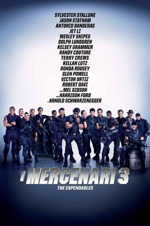 stasera in tv I Mercenari 3, oggi in tv prima serata I Mercenari 3 poster