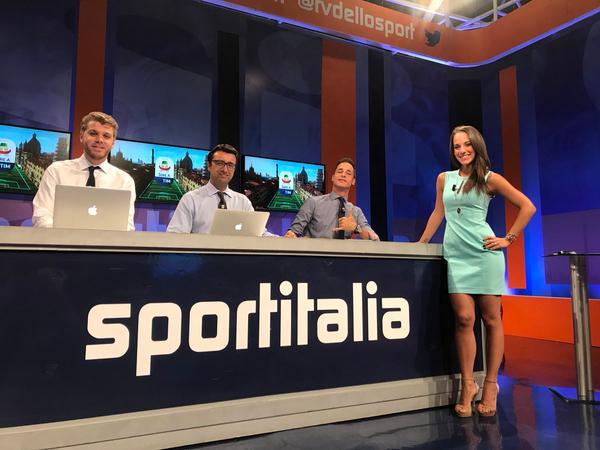 Guida TV oggi SportItalia