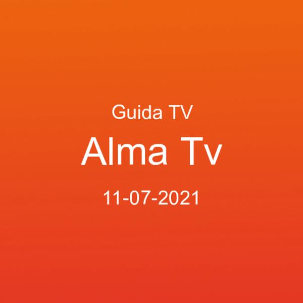 guida tv Alma TV mattina, oggi su Alma TV mattina.