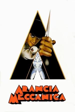 film tv stasera, film tv Arancia meccanica, film stasera in tv poster
