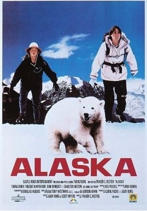 film tv stasera, film tv Alaska, film stasera in tv poster