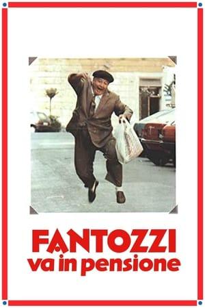 ora in tv Rete4, ora su Rete4, Fantozzi va in pensione Rete4, adesso su Rete4 poster
