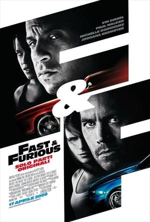 stasera in tv Fast & Furious - Solo parti originali, oggi in tv prima serata Fast & Furious - Solo parti originali poster