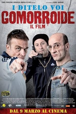 film tv oggi seconda serata, film tv in seconda serata Gomorroide, film tv stanotte. poster