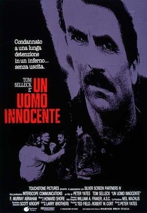 film tv oggi seconda serata, film tv in seconda serata Un uomo innocente, film tv stanotte. poster