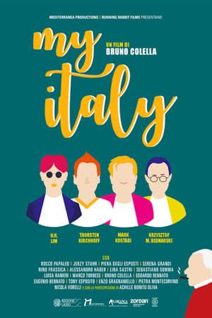 film tv oggi seconda serata, film tv in seconda serata My Italy, film tv stanotte. poster