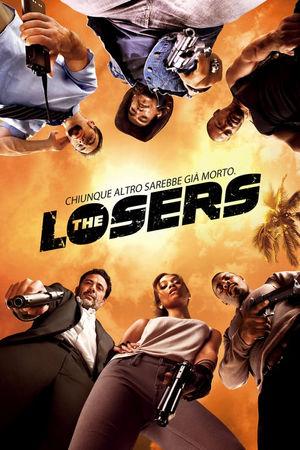 film tv oggi seconda serata, film tv in seconda serata The Losers, film tv stanotte. poster