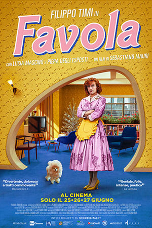 film tv oggi seconda serata, film tv in seconda serata Favola, film tv stanotte. poster