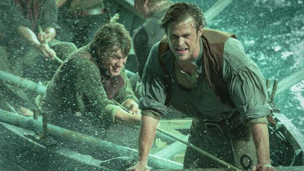 film tv stasera, film tv Heart of the sea - Le origini di Moby Dick, film stasera in tv