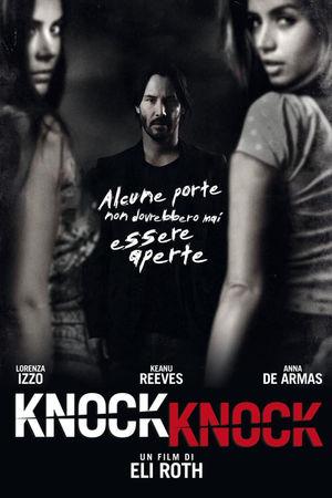 film tv oggi seconda serata, film tv in seconda serata Knock Knock, film tv stanotte. poster