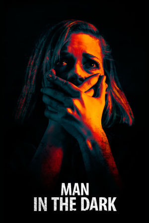 film tv stasera, film tv Man in the dark, film stasera in tv poster